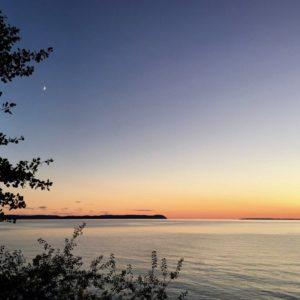 LelandLakeLife-sunset